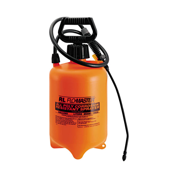 RL Flomaster 3 Gallon Pressure Sprayer