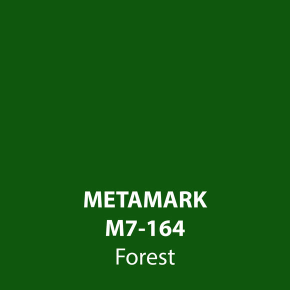 Forest Gloss Vinyl M7-164, Metamark 7 Series, self-adhesive, sticky back polymeric sign making vinyl