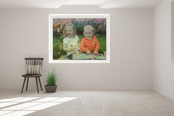 Print Your Own Image Custom Frosted Window Film Sticker