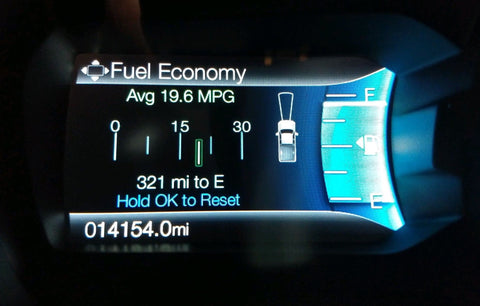Ford Ranger MPG After Velossa Tech BIG MOUTH Ram Air Intake Snorkel