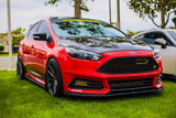 2013-2018 Ford Focus ST Ram Air BIG MOUTH (w/flare) - Intake Snorkel | Velossa Tech Design