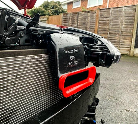 2017-2020 Hyundai i30 N BIG MOUTH Ram Air Intake Snorkel | Velossa Tech Design