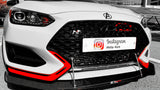 2019-2020 Hyundai Veloster N BIG MOUTH Ram Air Intake Snorkel | Velossa Tech Design