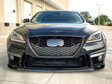 2017+ Genesis G80 3.3T Sport Dual BIG MOUTH Ram Air Intake Snorkels