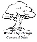 Woods Up Design Memorial Markers