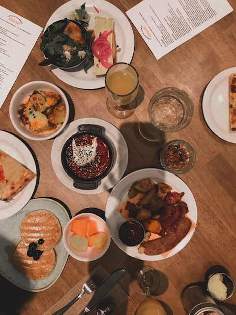 Hamilton now has a ALL YOU CAN EAT Brunch spot! 😵