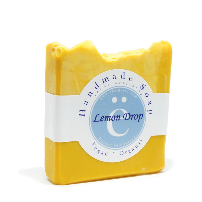 ellënoire Handmade Lemon Drop Soap - Shop HamOnt