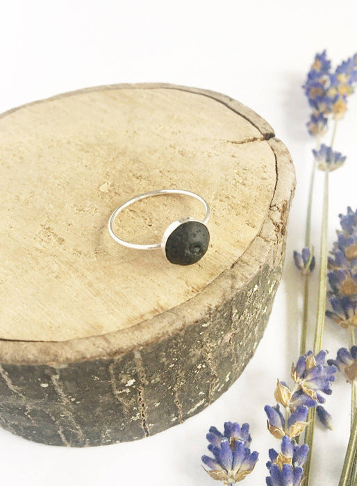 Lava Rock Diffuser Ring - Shop HamOnt