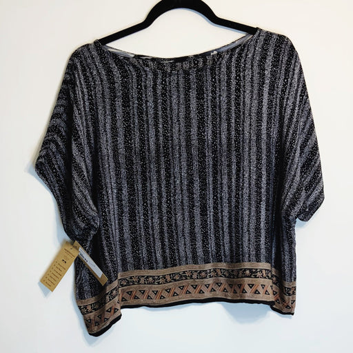 Everette Pure Silk Boxy Top - Shop HamOnt