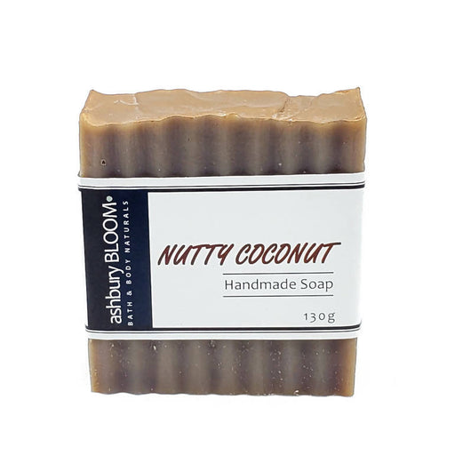 Nutty Coconut Handmade Soap - Shop HamOnt