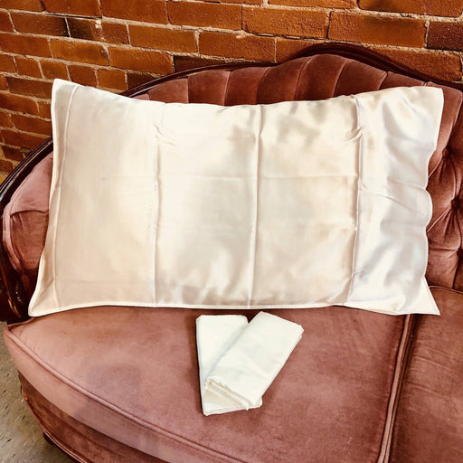 Luxurious Pure Silk Pillowcase - Shop HamOnt