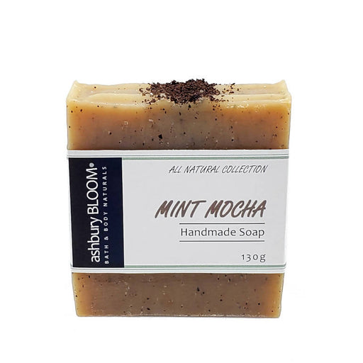 Mint Mocha Handmade Soap - Shop HamOnt