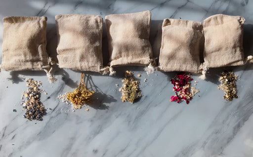 Luxury Bath Teas (small) - Shop HamOnt