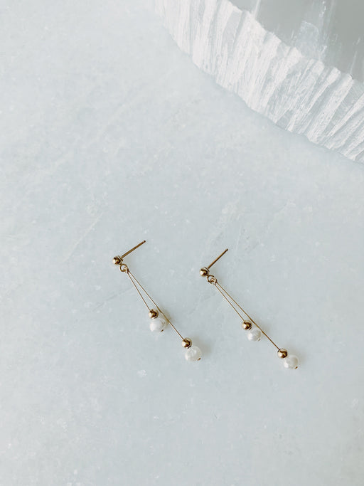 Boheme | Dainty Earrings - Shop HamOnt