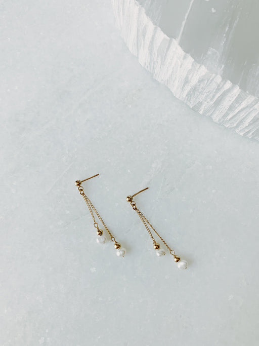 Boheme | Chain Earrings - Shop HamOnt