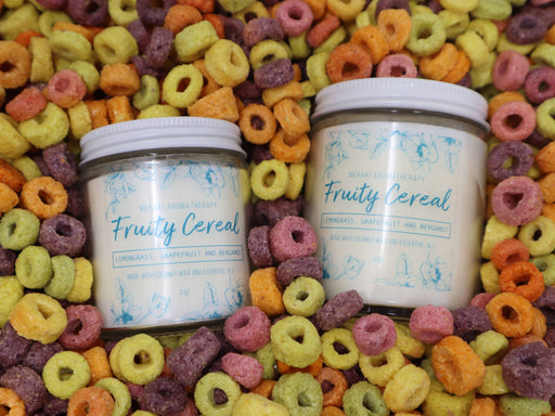 Fruity Cereal Candle - Shop HamOnt