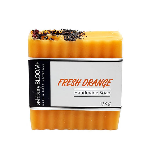 Fresh Orange Handmade Soap - Shop HamOnt