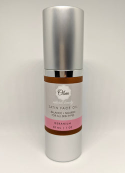 Satin Face Oil - Shop HamOnt