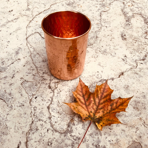 Pure Copper Tumbler - Shop HamOnt