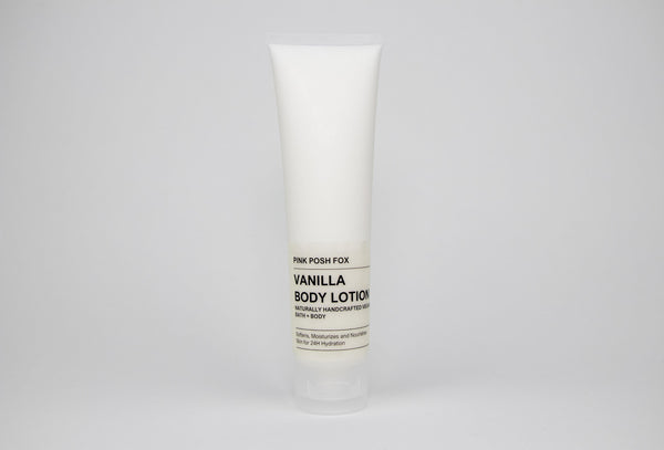 Vanilla Shea Body Lotion - Shop HamOnt