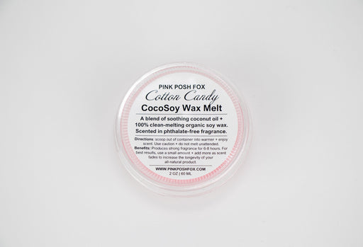 Cotton Candy CocoSoy Wax Melt - Shop HamOnt