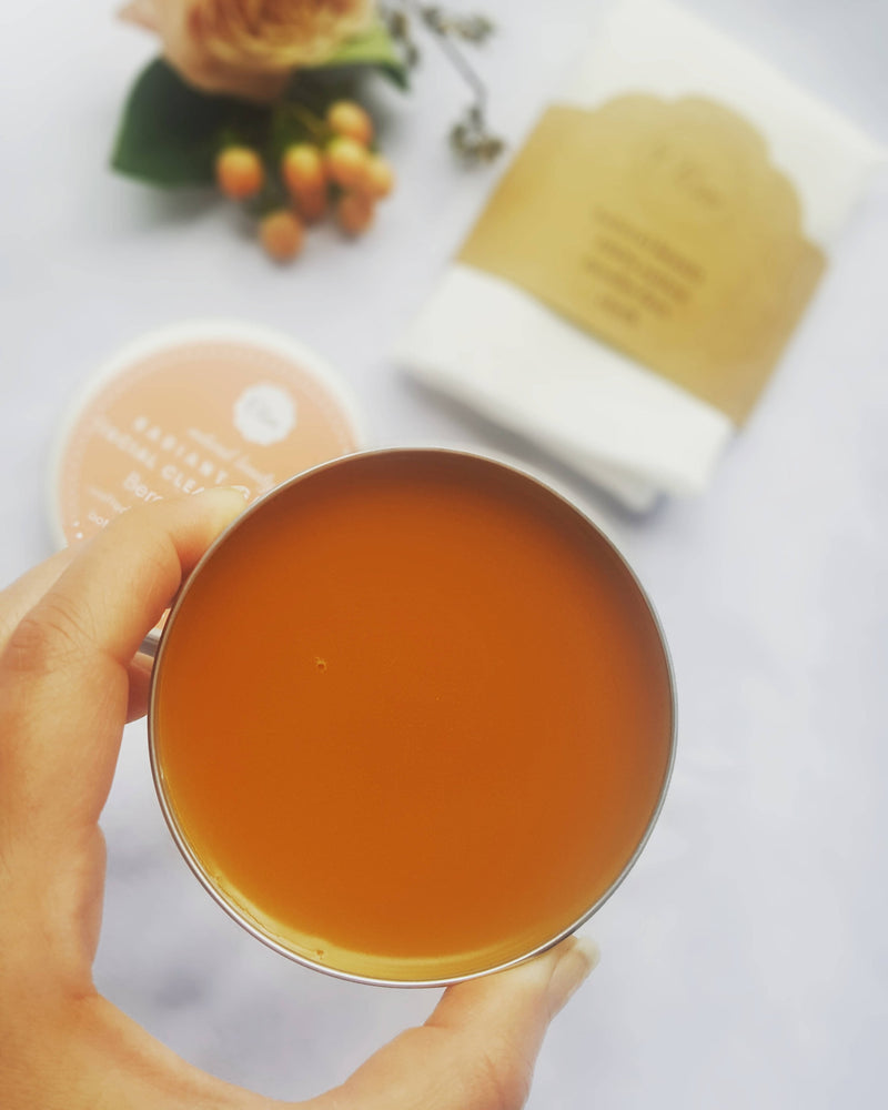 Radiant Glow Facial Cleansing Balm - Shop HamOnt