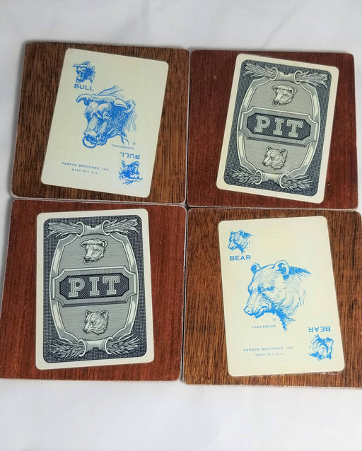 Collage Coasters - Vintage Card - Shop HamOnt
