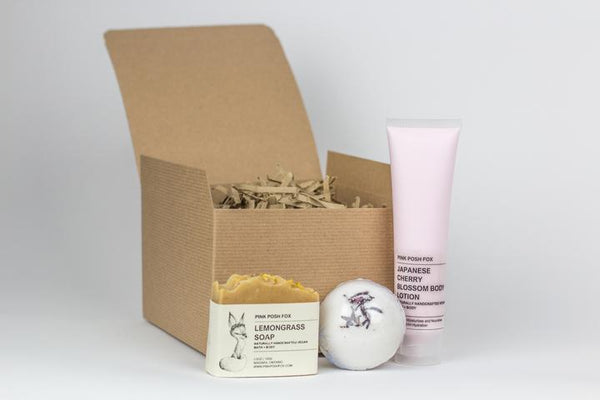 Back to Basics Trio | Self-Care Kit Collection - Shop HamOnt