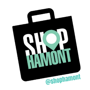 ShopHamont Sticker - Shop HamOnt