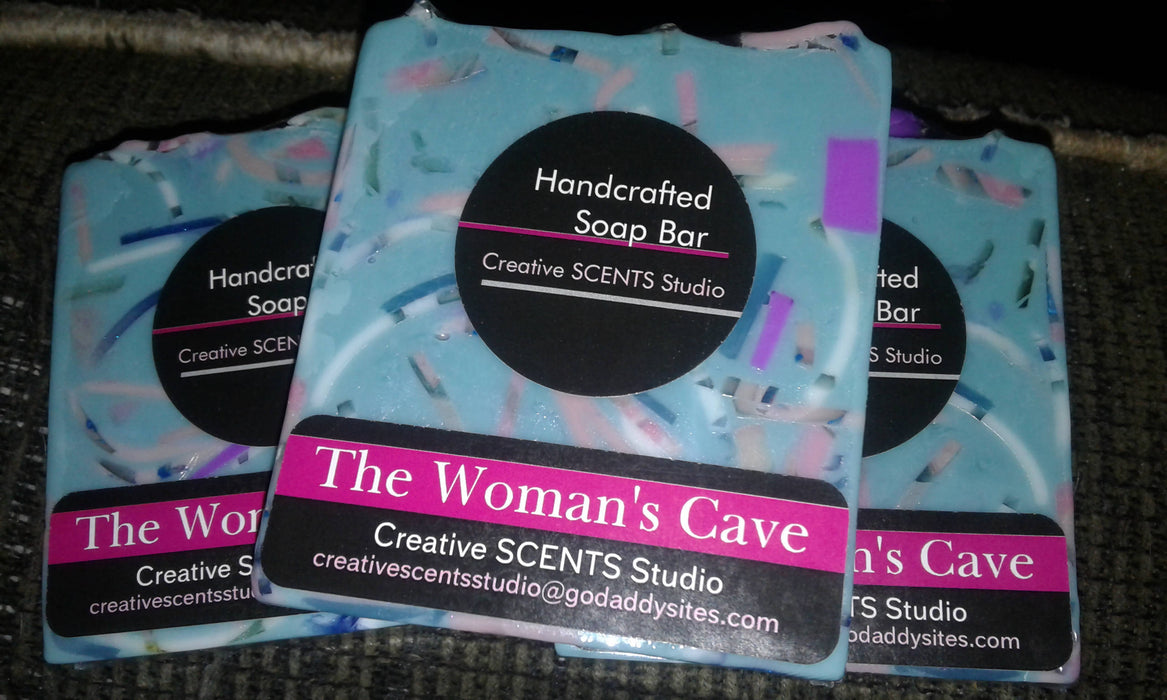 The Woman's Cave Handcrafted Soap - Shop HamOnt
