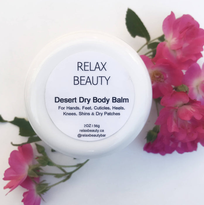Desert Dry Body Balm - Shop HamOnt