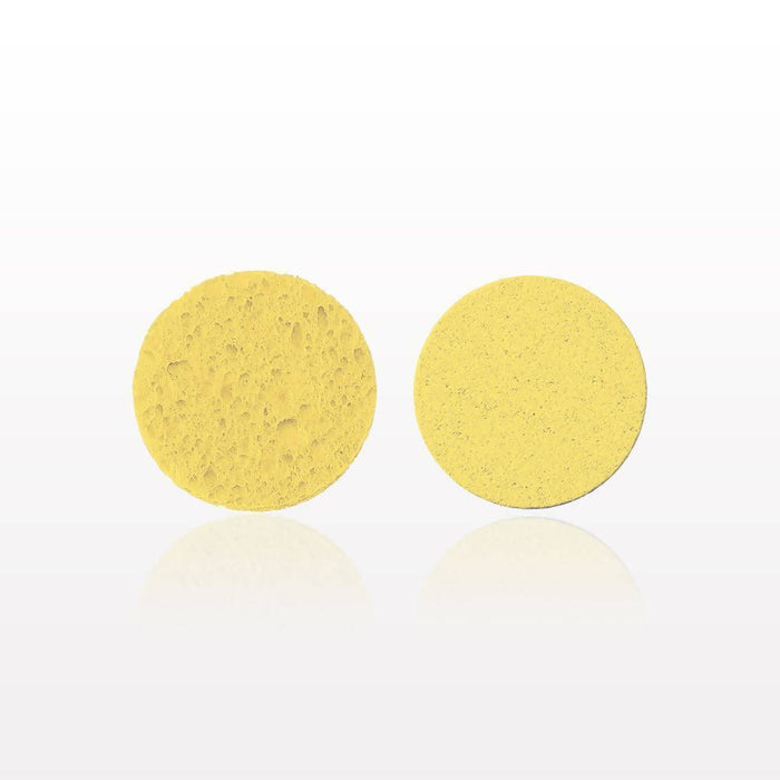 Facial Cleansing Sponges (Pair) - Shop HamOnt