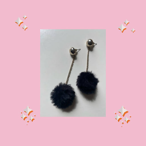 PomPom Earring - Shop HamOnt