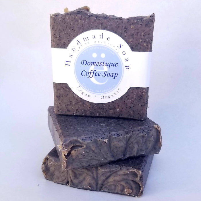 ellënoire Handmade Domestique Coffee Soap - Shop HamOnt