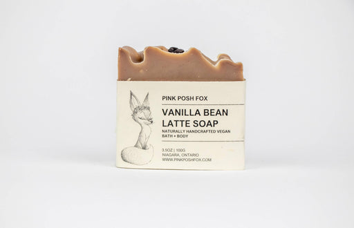 Vanilla Bean Latte Soap - Shop HamOnt