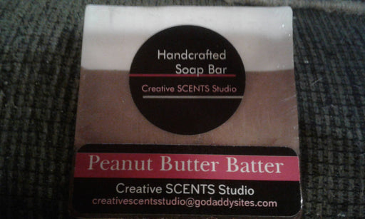 Peanut Butter Batter- Handcrafted Soap Bar - Shop HamOnt