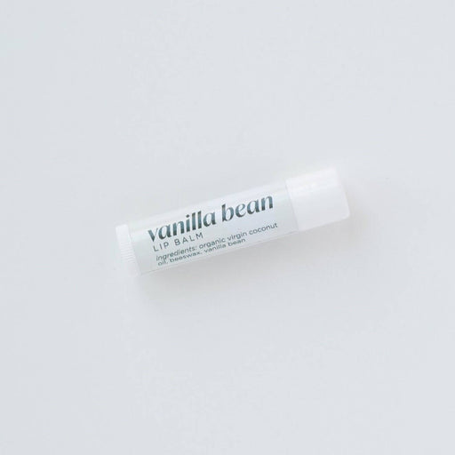 Vanilla Bean Lip Balm - Bought It Local