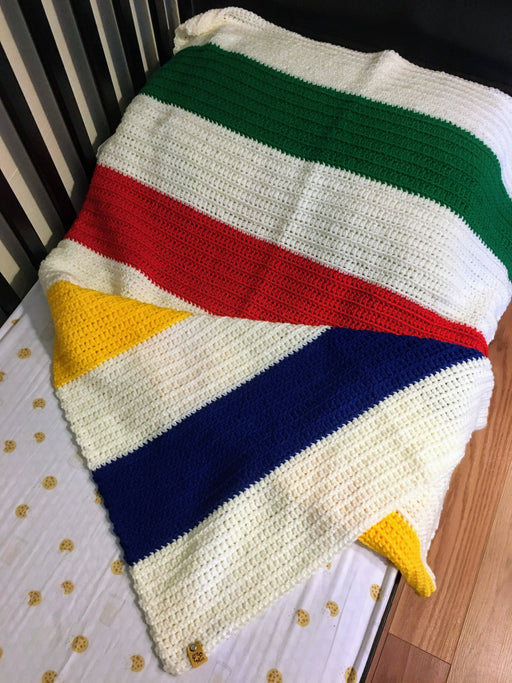 Hudson's Bay Company Blanket - Bought It Local