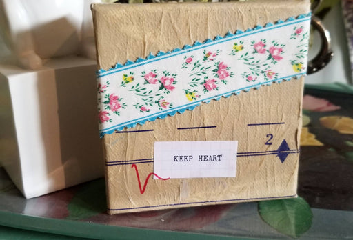 Collage 4x4 - Keep Heart - Bought It Local