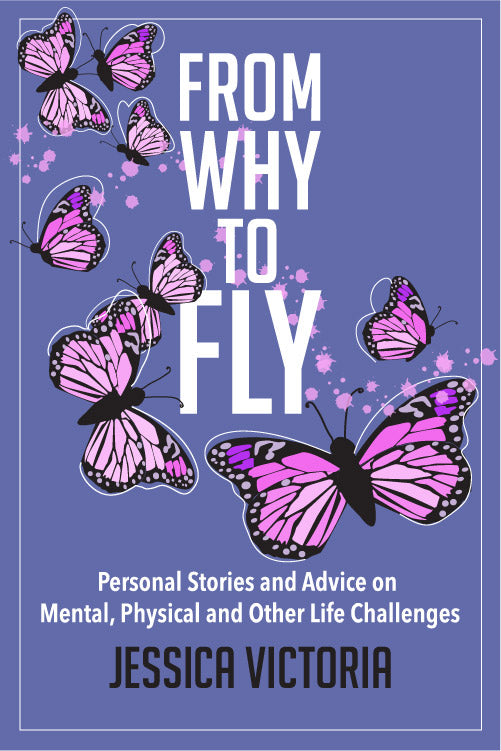 From Why to Fly by Jessica Victoria - Bought It Local
