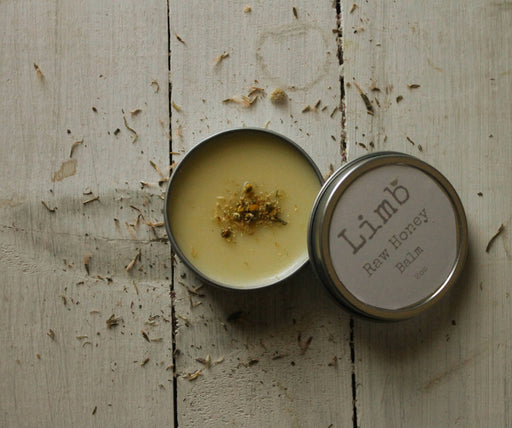 Raw Honey Balm 2oz