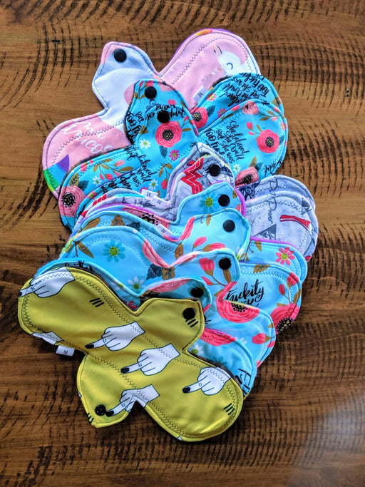 Reusable Cloth Sanitary Pad - Bought It Local