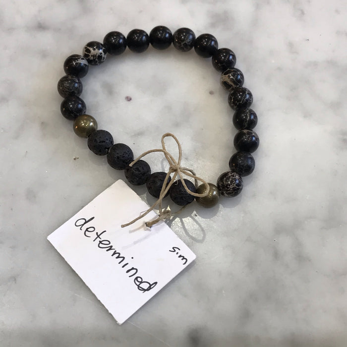 Alive Intention Determined Bracelet - Shop HamOnt