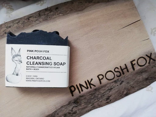 Charcoal Cleansing Bar - Shop HamOnt