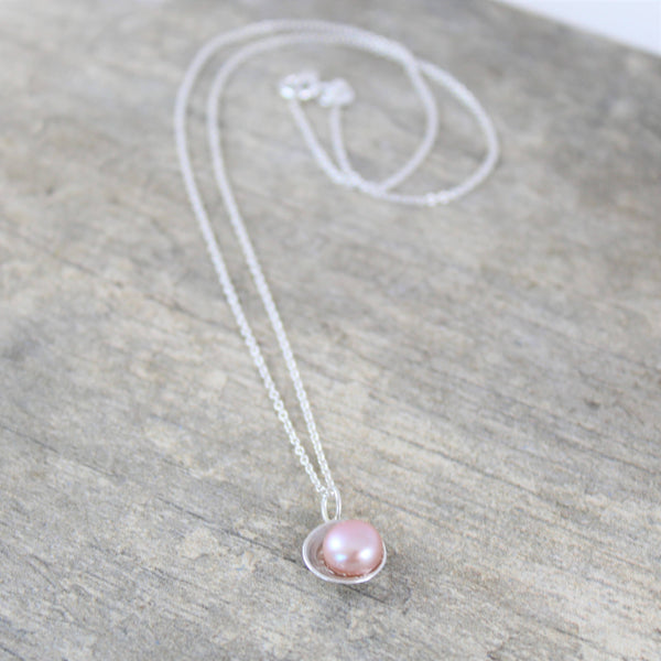 Pearl Layering Necklace - Shop HamOnt