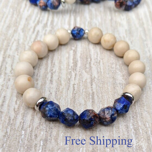 Blue Moon Dreaming Bracelet - Bought It Local