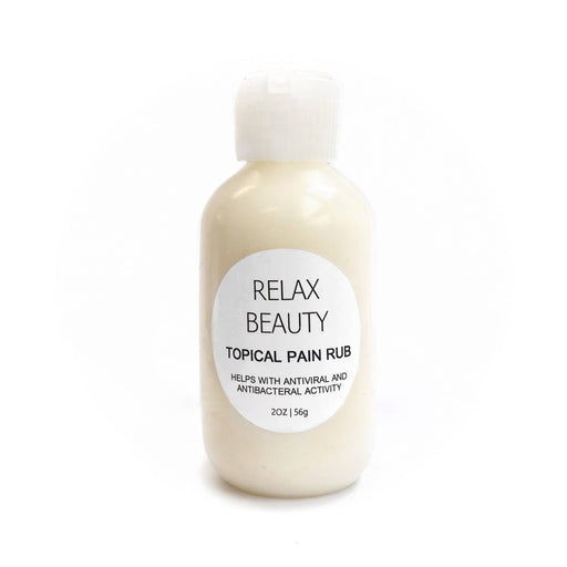 Topical Pain Rub - Shop HamOnt