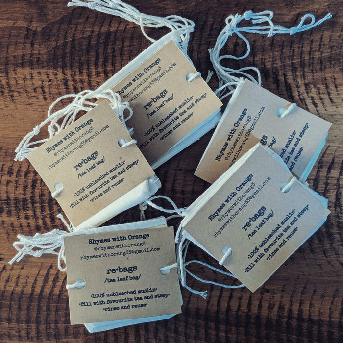reBag Tea Bags - Shop HamOnt