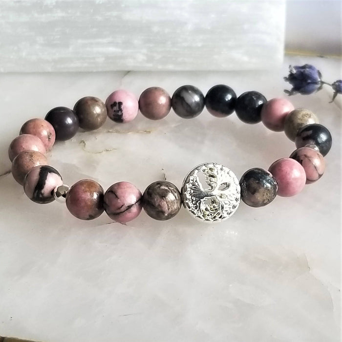 Fostering Love - Gemstone/Healing/Intention Bracelet