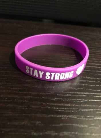 Stay Strong Bracelet - Bought It Local